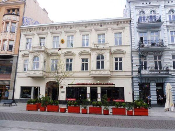 Łódź. Piotrkowska 111