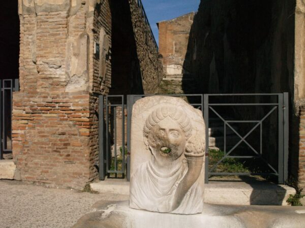 Pompeje Najbardziej żywe z martwych miast