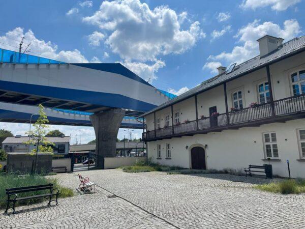 Kraków Postpandemiczny spacer na Podgórze