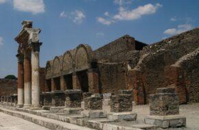 Pompeje Spacerkiem po antycznym mieście
