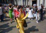 Wenecja. Santacruzan, czyli marsz Filipińczyków