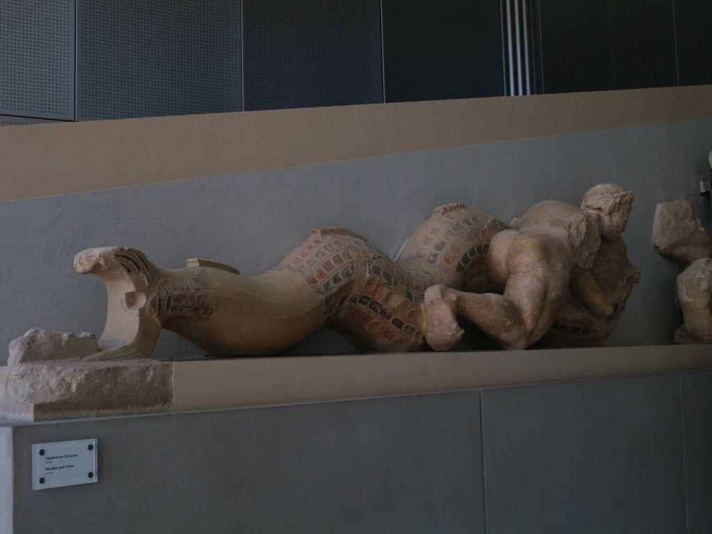 Ateny. Nowe Muzeum Akropolu