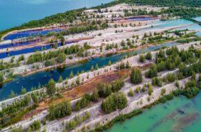 Nowe Pojezierze Lipskie Jak zrewitalizowano ogromne odkrywki