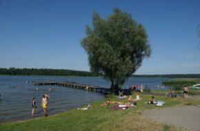 Augustów Dwie plaże, dwa mola… i konflikt