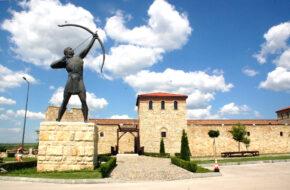 Neofit Rilski Park z opowieścią o historii Bułgarii