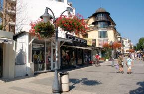 Burgas Port, uzdrowisko i miasto ptaków