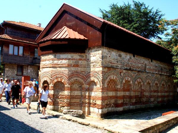 Nesebyr Najpiękniejsze miasto w Bułgarii