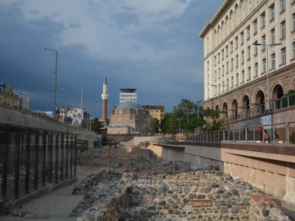 Sofia Weekend w stolicy Bułgarii