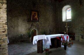 Łopienka Cerkiew odbudowana po latach