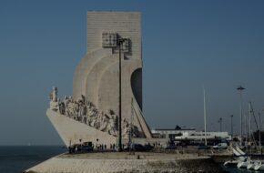Lizbona Pomnik odkrywców Nowego Świata
